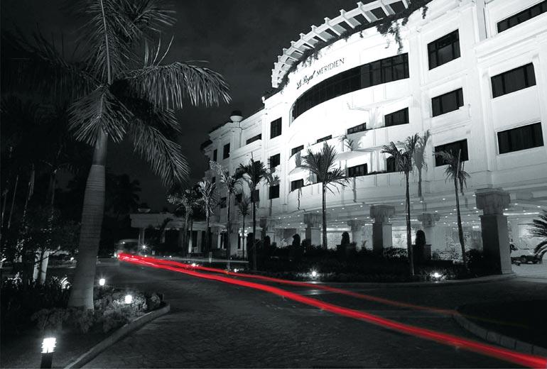 Фото отеля Le Royal Meridien Chennai 5*
