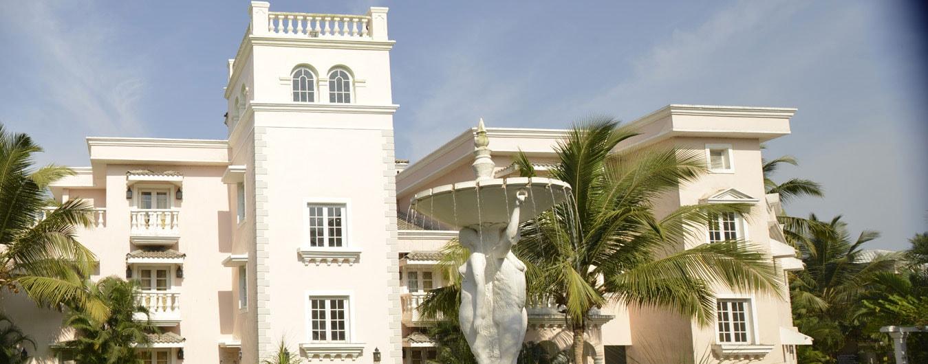 Фото отеля Club Mahindra Emerald Palms 4*