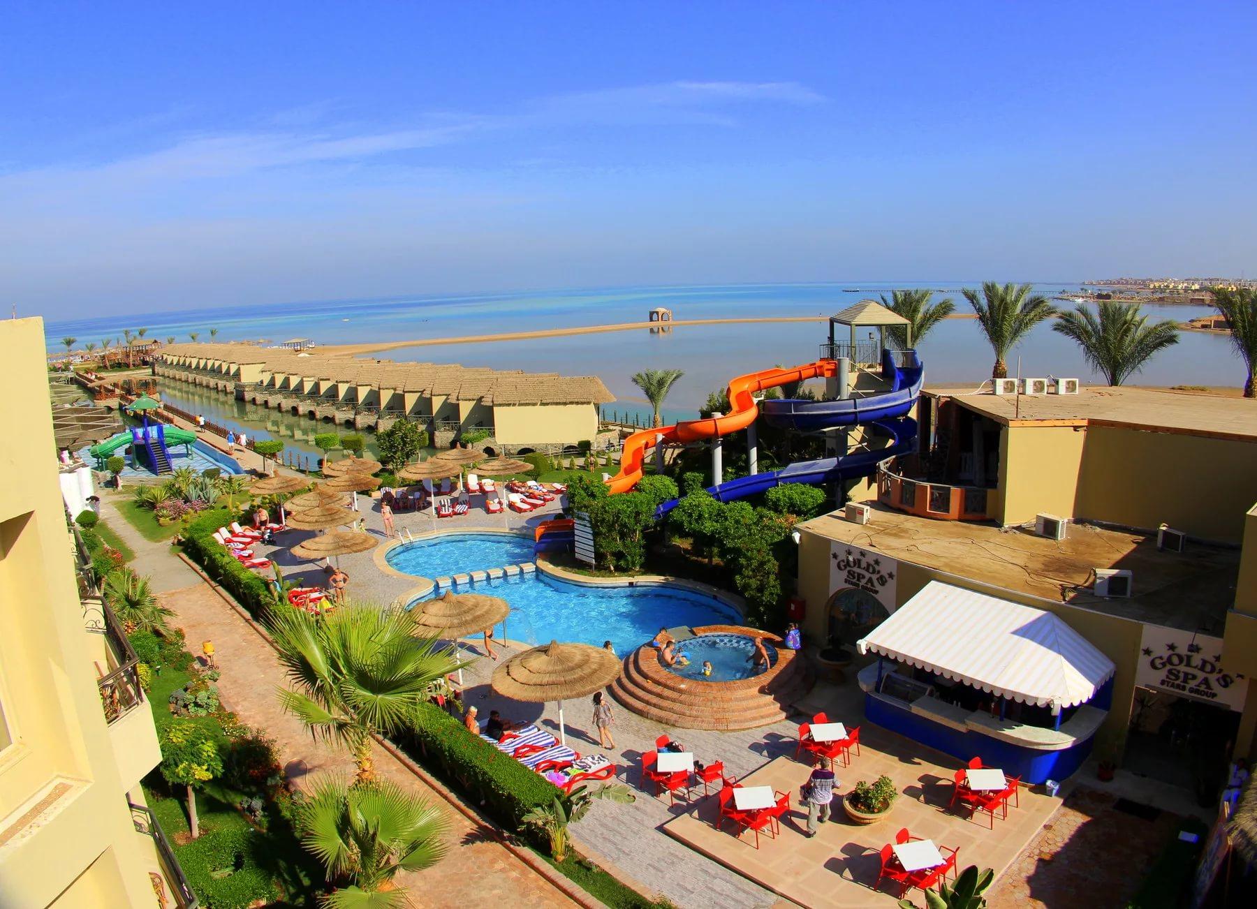 Фото отеля Panorama Bungalow Resort Hurgada 4*