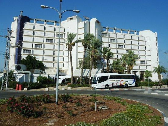 Фото отеля King Solomon Tiberias 4*