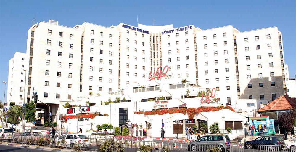 Фото отеля Jerusalem Gate 3*