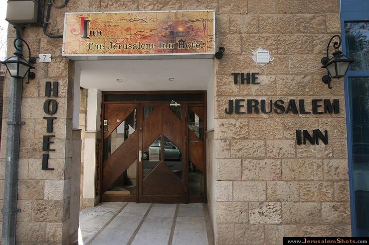 Фото отеля Jerusalem Inn
