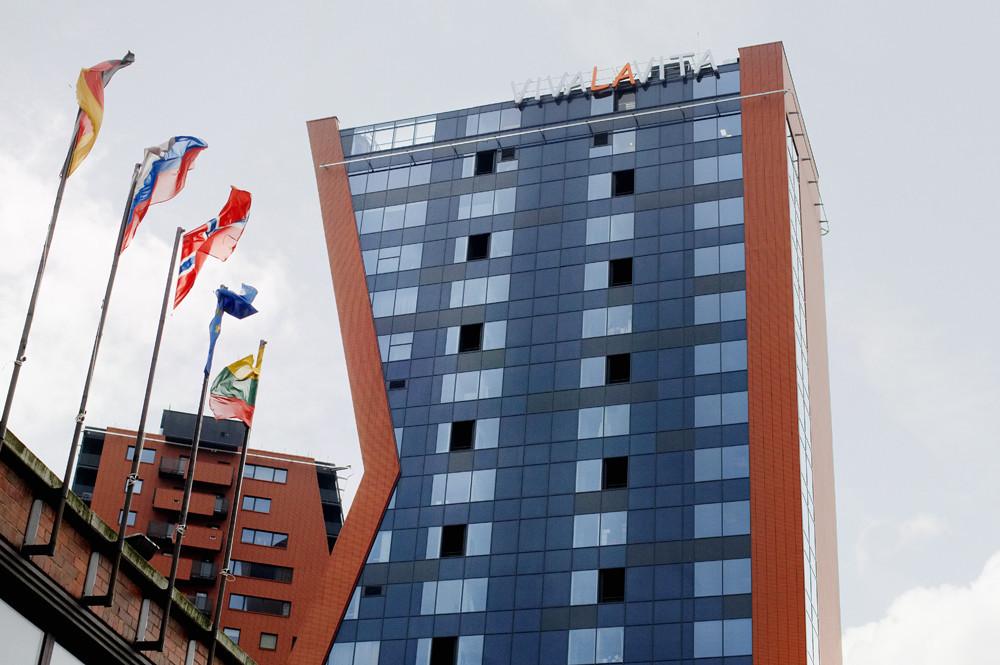 Фото отеля Amberton Klaipeda 3*