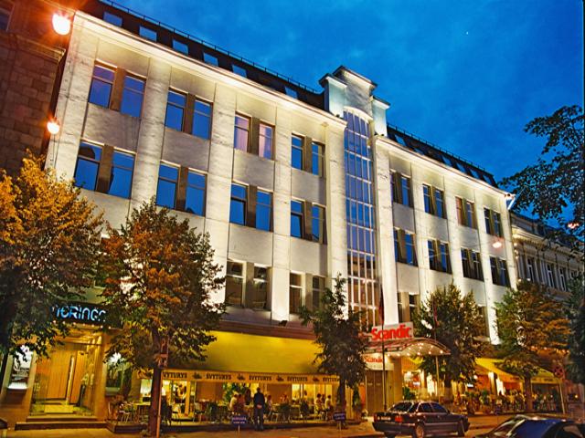 Фото отеля Scandic Neringa 4*