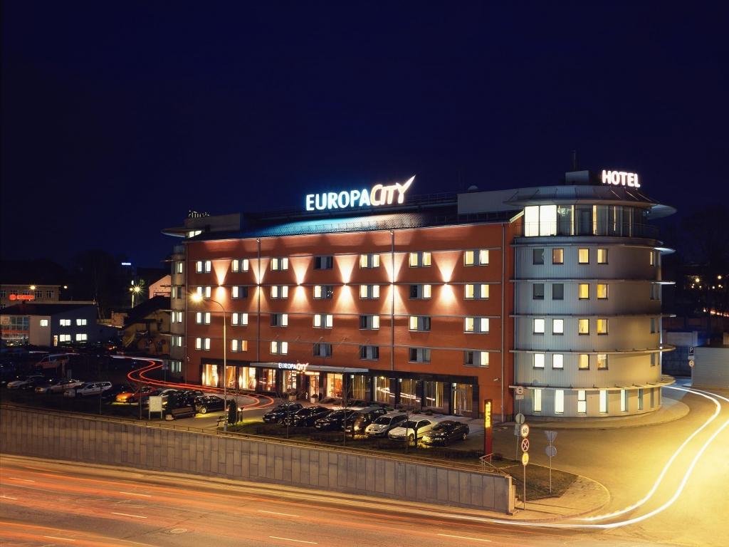 Фото отеля Europa City 3*