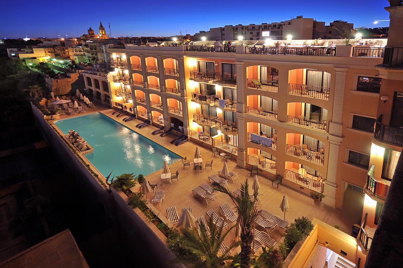 Фото отеля Grand Hotel Gozo 3*