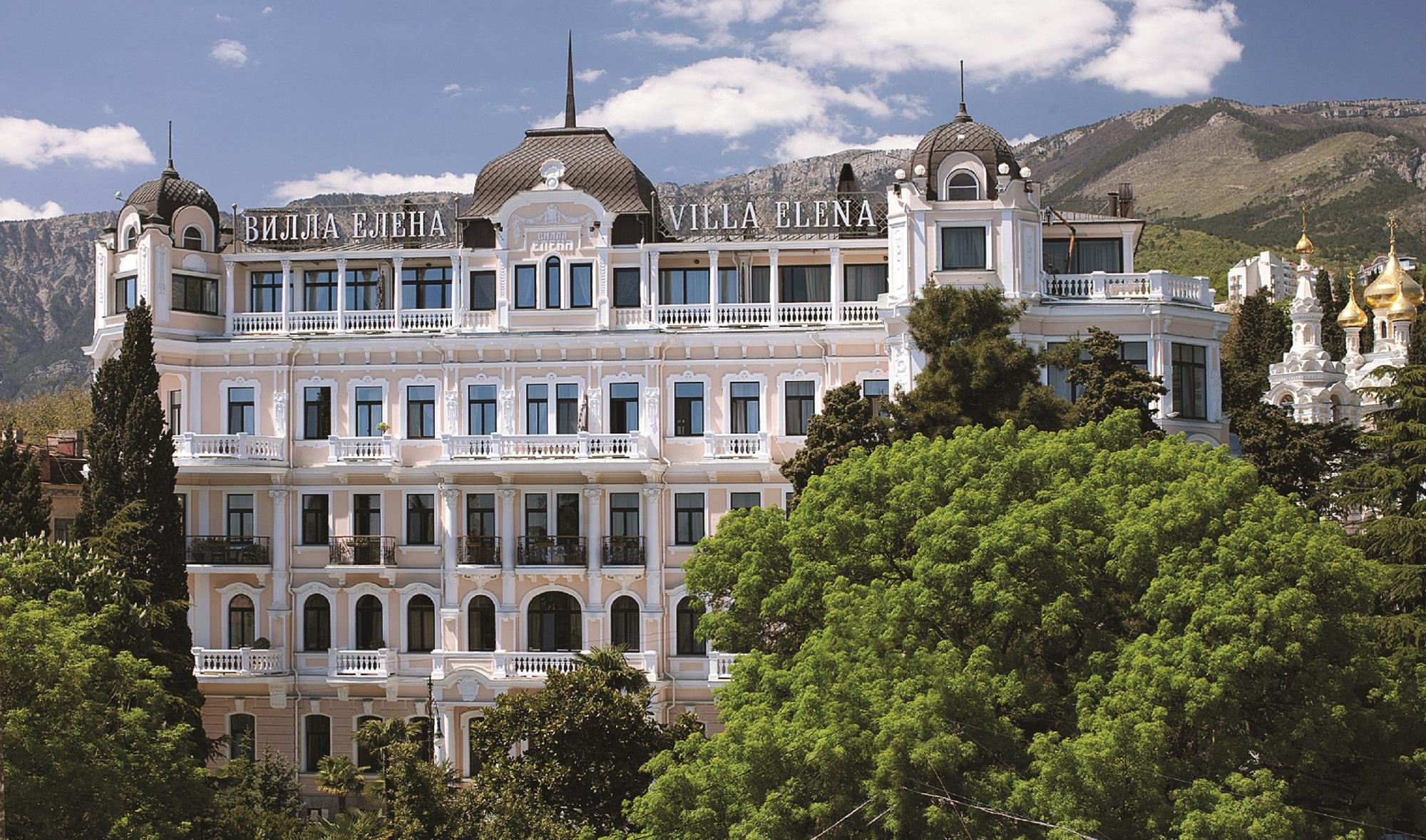 Фото отеля Villa Elena Hotel & Residences 5*
