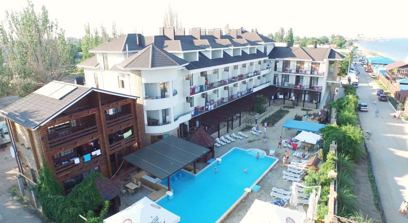 Фото гостиницы Атлантик
