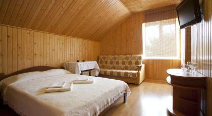 Фото мини-гостиница Четыре Сезона