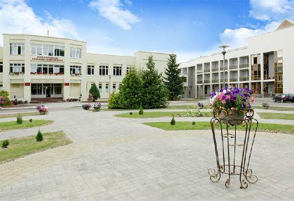 Фото санатория РЕСПУБЛИКАНСКАЯ БОЛЬНИЦА СПЕЛЕОЛЕЧЕНИЯ