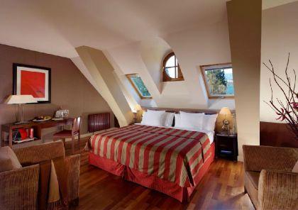 Фото 4* Hotel-Restaurant du Parc Des Eaux-Vives