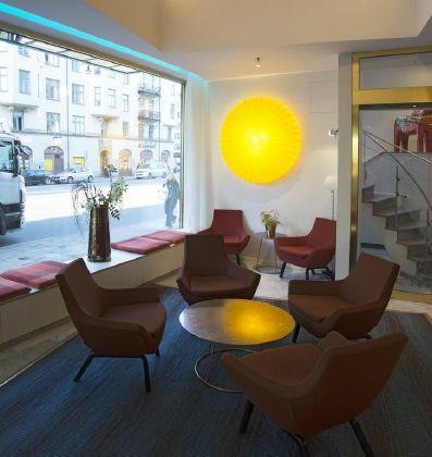 Фото 3* First Hotel Fridhemsplan