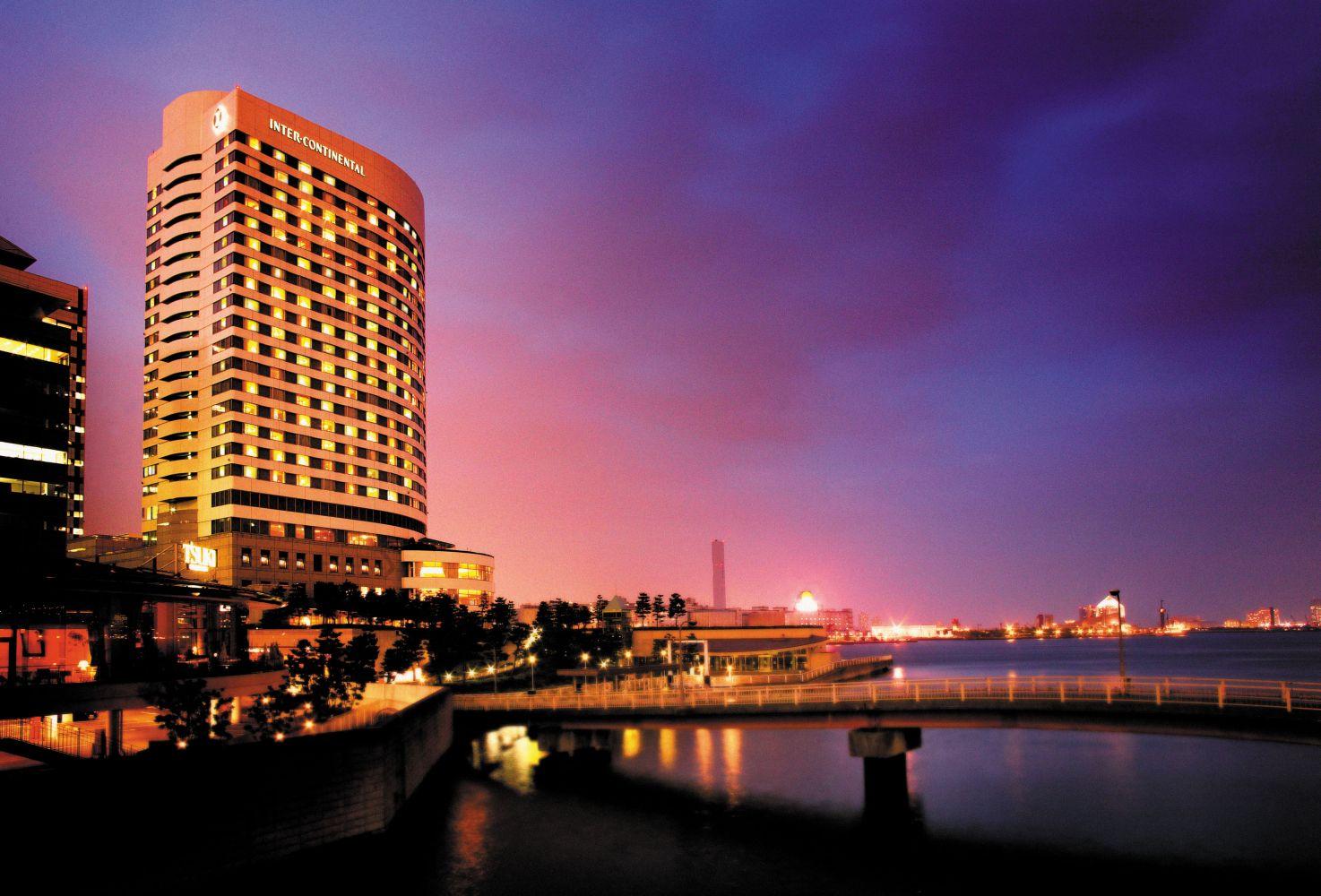 Фото отеля Intercontinental Tokyo Bay 4*