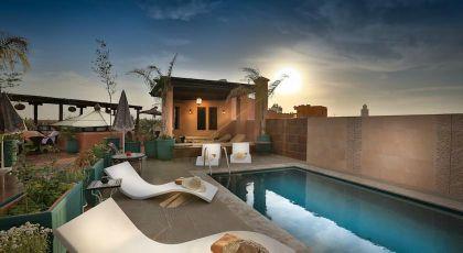 Фото 4* Riad & Spa Bahia Salam