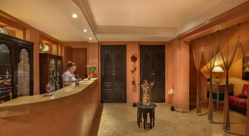 Фото отеля Riad & Spa Bahia Salam 4*