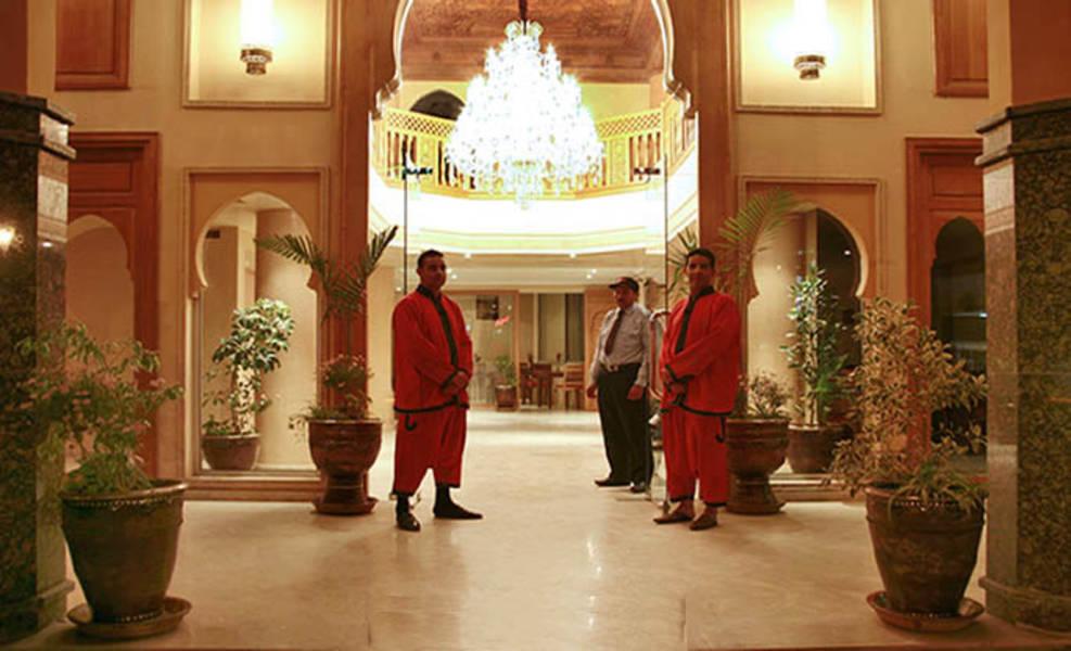 Фото отеля Hotel Mont Gueliz 2*