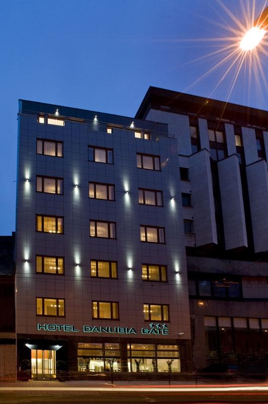 Фото отеля Hotel Danubia Gate Bratislava 3*