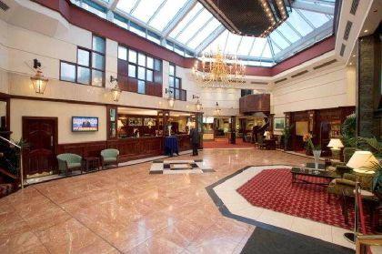 Фото 2* Ballsbridge Hotel