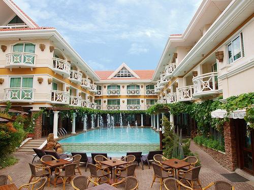 Фото отеля Boracay Mandarin Resort 3*