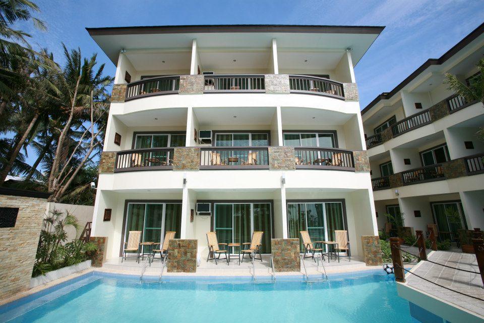 Фото отеля Boracay Ocean Club 4*