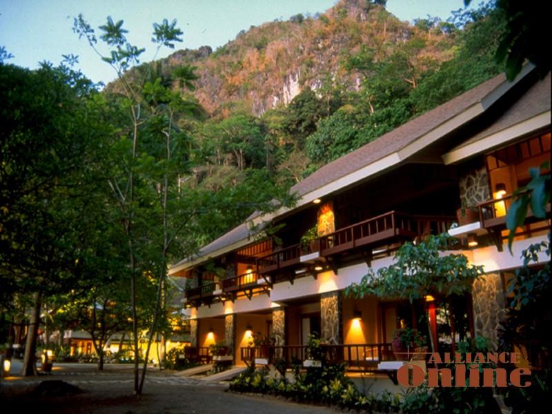 Фото отеля El Nido Resorts Lagen Island 4*