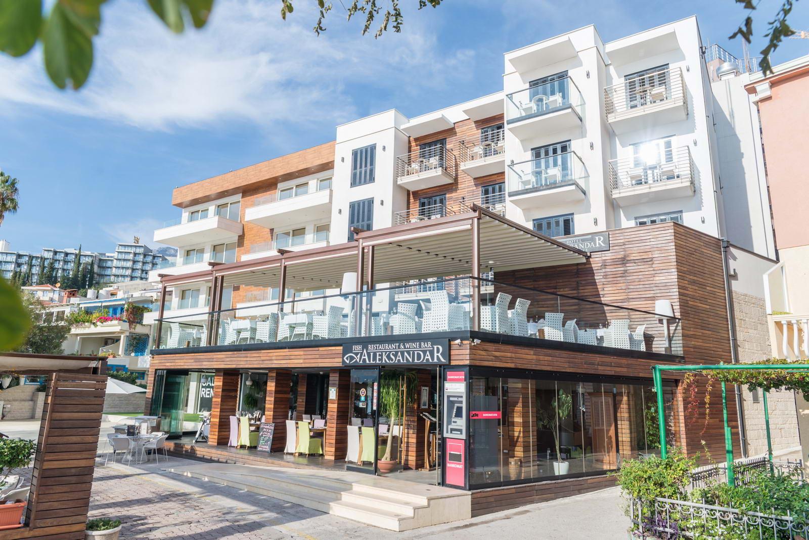 Фото отеля Hotel Aleksandar 3*