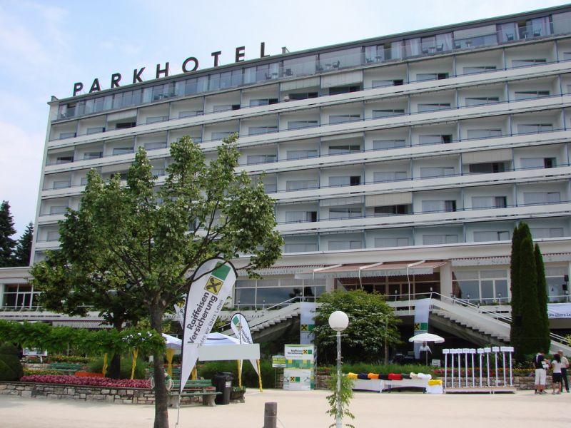 Фото отеля Parkhotel Portschach 3*