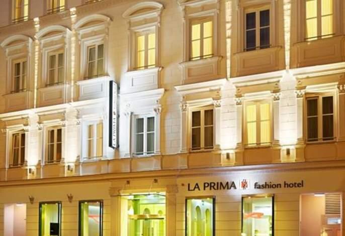 Фото отеля La Prima Fashion Hotel Vienna 3*