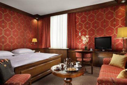 Фото 4* Grand Hotel Europa
