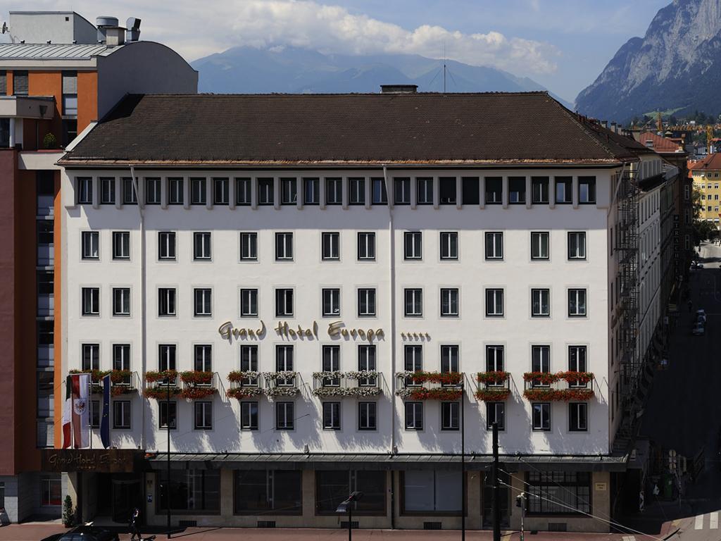 Фото отеля Grand Hotel Europa 4*