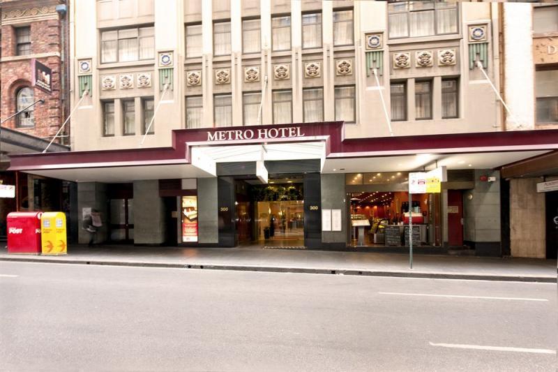 ���� ����� Metro Hotel on Pitt 3*