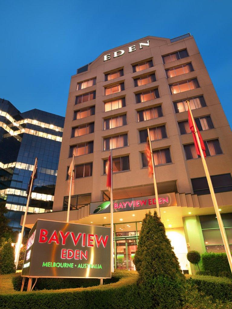 Фото отеля Bayview Eden Melbourne 3*