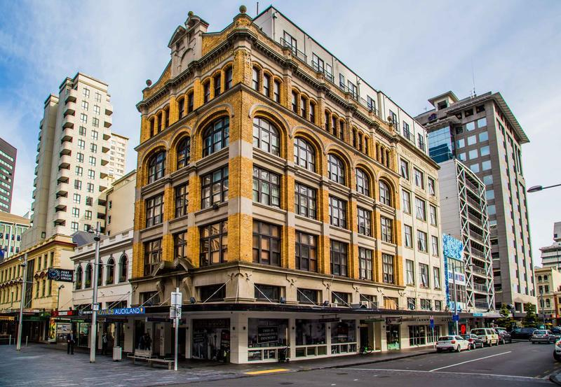 Фото отеля Nomads Auckland backpackers Hostel