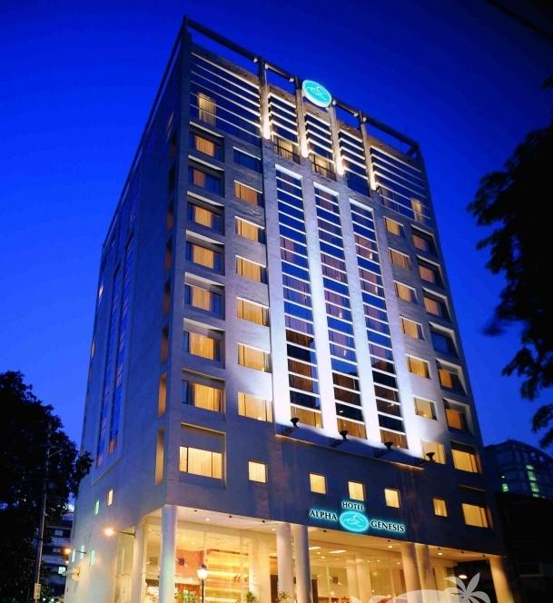 Фото отеля Alpha Genesis 2*