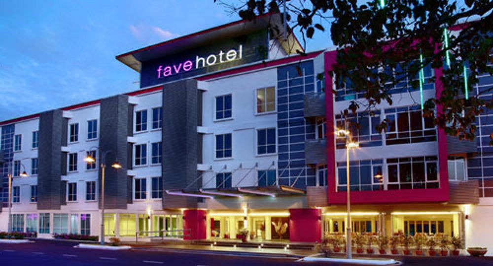Фото отеля Fave Hotel Cenang Beach 3*