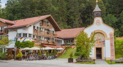 Фото 4* Sentido Zugspitze Berghotel Hammersbach