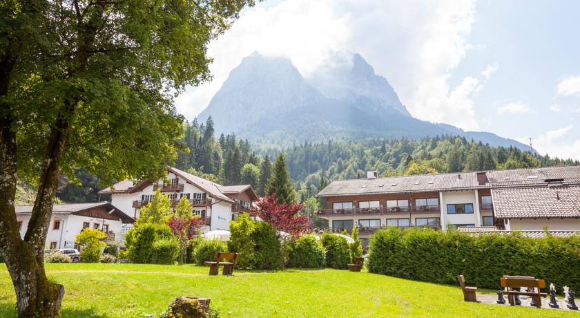 Фото отеля Sentido Zugspitze Berghotel Hammersbach 4*