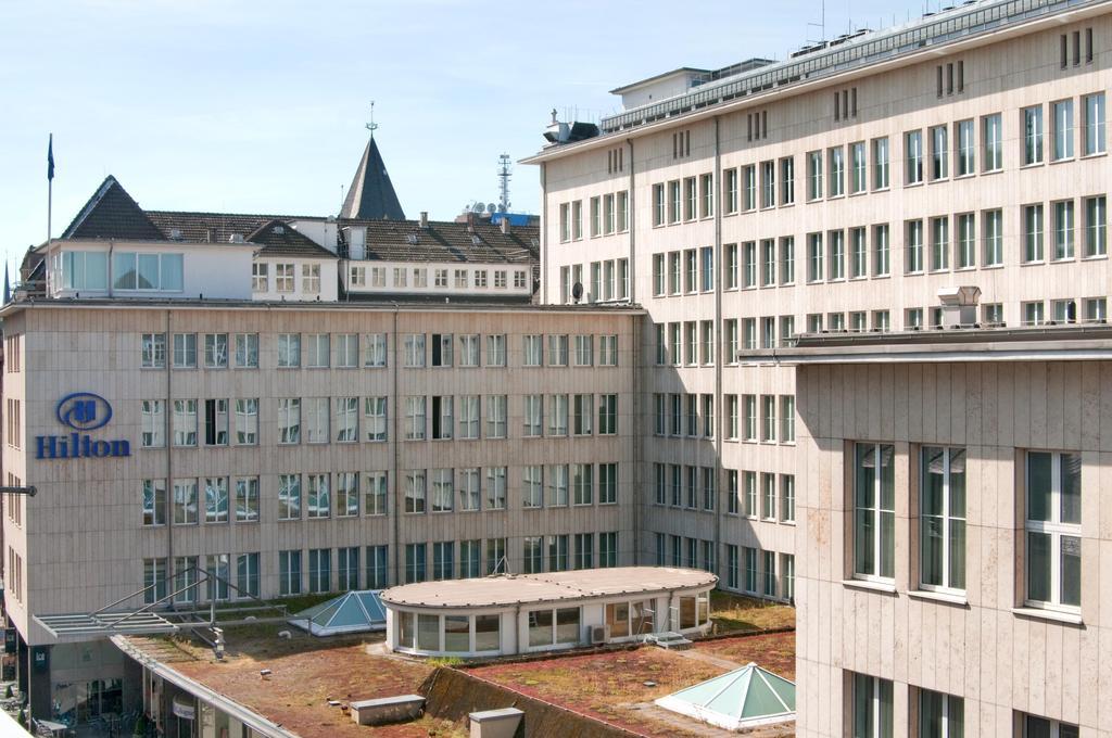 ���� ����� Hilton Cologne 4*