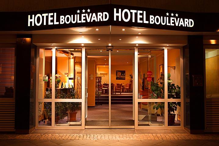 Фото отеля Hotel Boulevard 2*