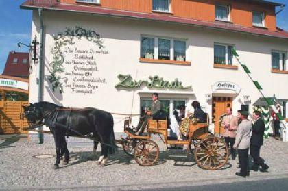 Фото отеля Familienhotel Zur Linde -