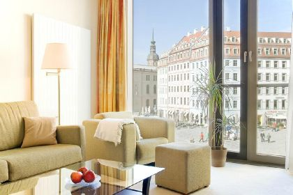 Фото 4* Altes Dresden Aparthotel