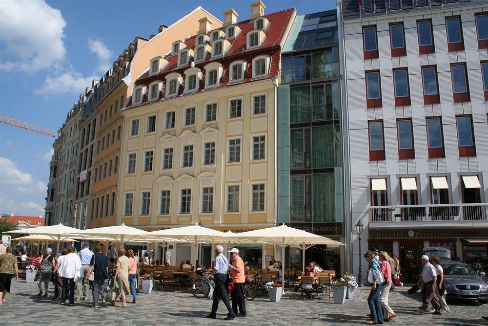 Фото отеля Altes Dresden Aparthotel 4*