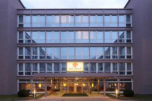 Фото отеля Azimut Hotel Munchen City Ost 3*