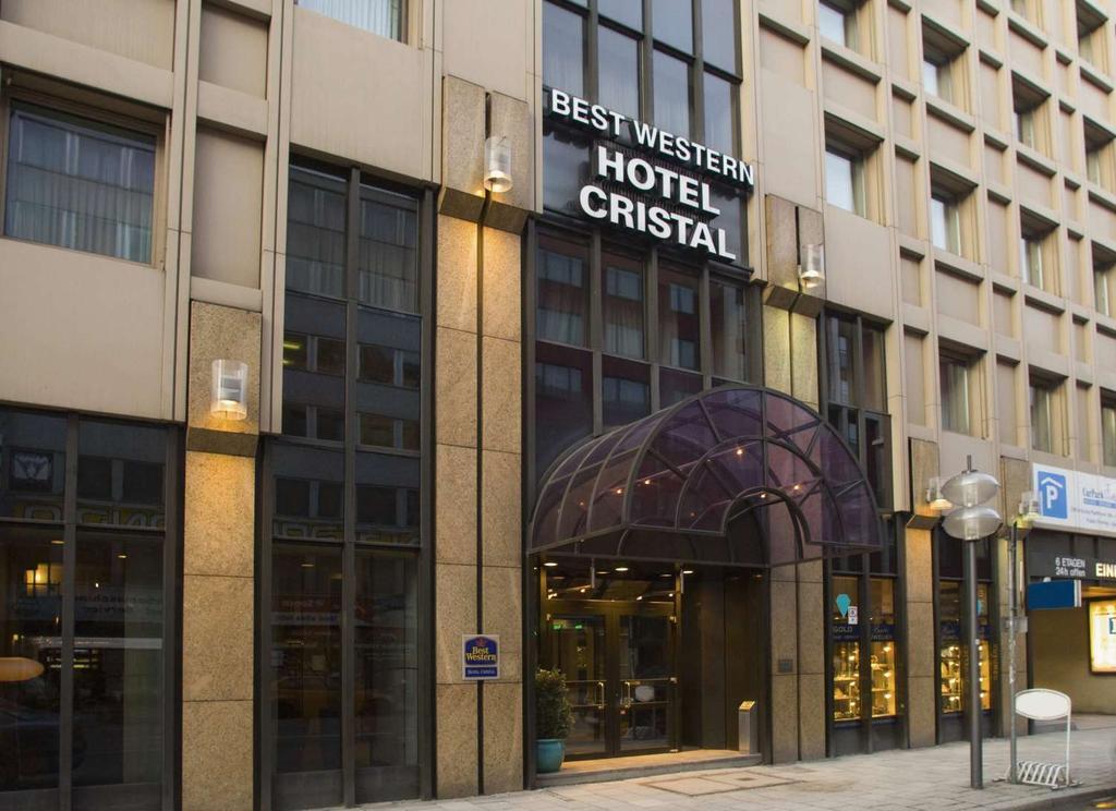 Фото отеля Cristal  3*