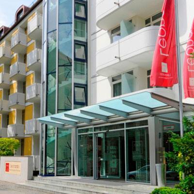 Фото отеля Leonardo Hotel & Residenz Munchen 3*