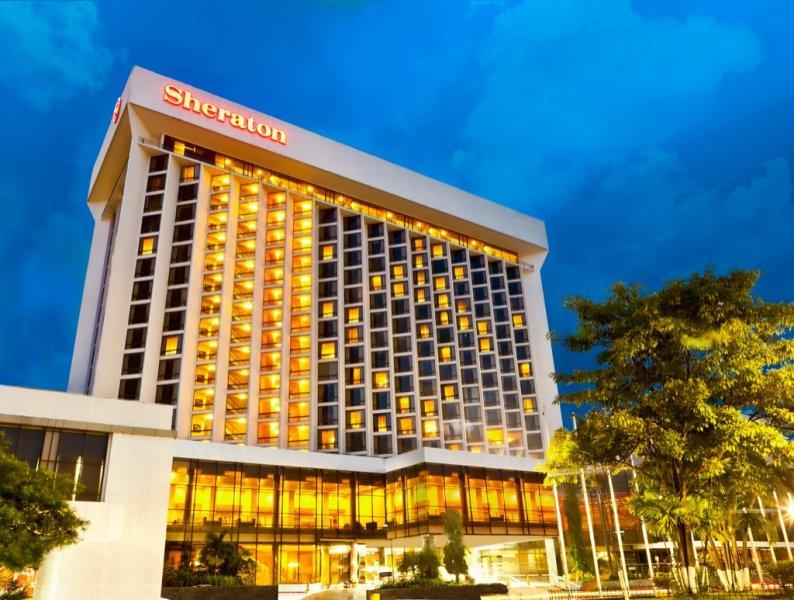 Фото отеля Sheraton Panama 4*