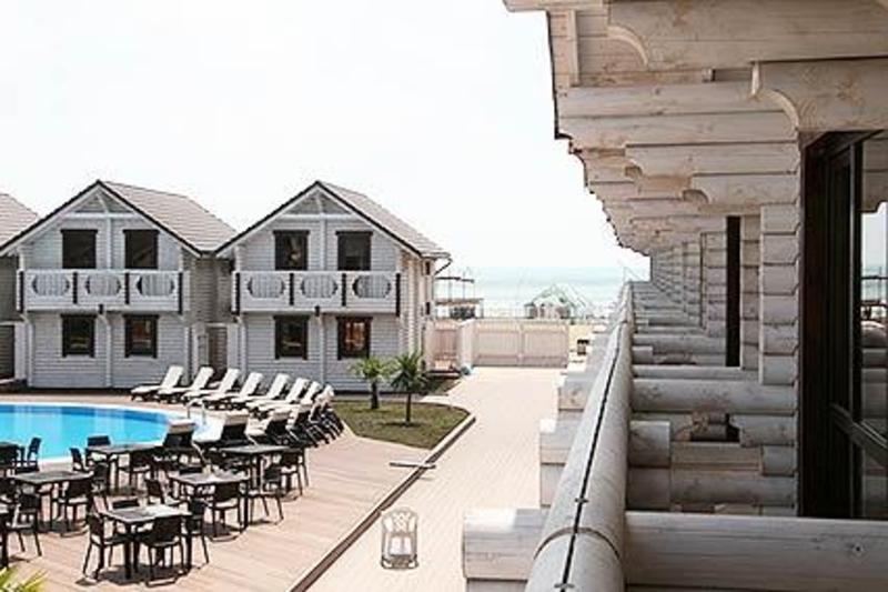 Фото отеля Белый пляж 2*