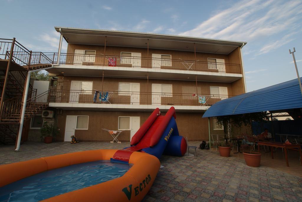 Фото отеля гостевой дом Олимп -