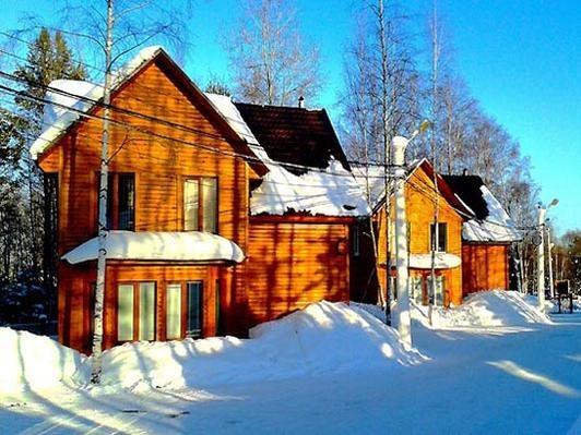 Фото дома отдыха Белый соболь