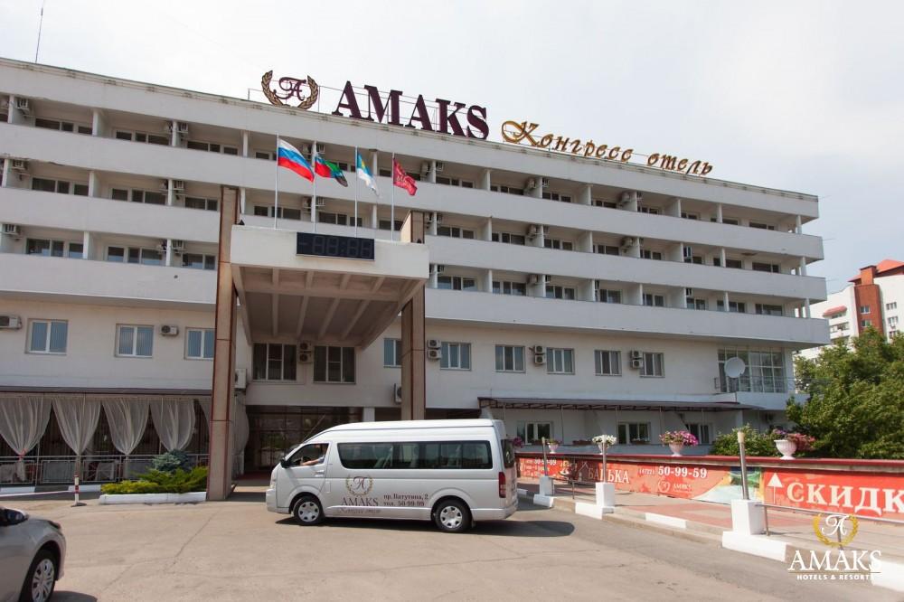 Фото отеля AMAKS Congress hotel 3*